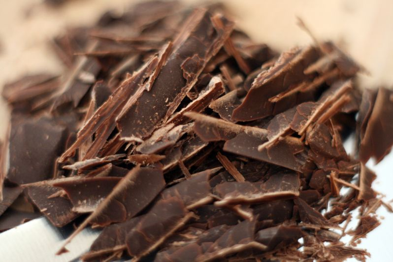 Le chocolat [NOIR] est bon pour la santé