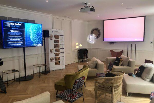 Salle de réunion Bordeaux - Évènement hybride
